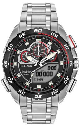 Citizen 44mm Men's Digital Chronograph Watch