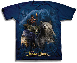 Freeze Boys 4-20 Graphic Tees Boys Crew Neck Short Sleeve Jungle Book Graphic T-Shirt-Preschool