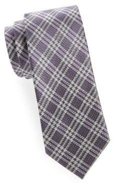 Tom Ford Plaid Silk Tie