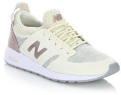 New Balance 420 Lace-Up Sneakers $84.95 thestylecure.com