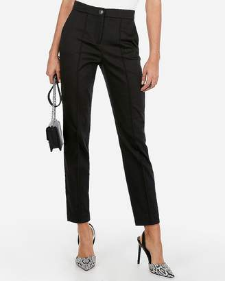 8fc21cb8b2 Express Super High Waisted Chino Ankle Pant