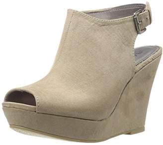 Rampage Women's Cleora Wedge Sandal