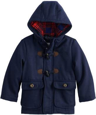 Carter's Toddler Boy Toggle Hooded Heavyweight Jacket