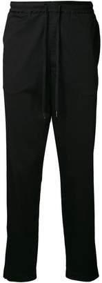 Barena elastic waistband trousers