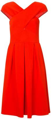 Ginger & Smart Endure flared midi dress