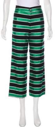 Roseanna Metallic Striped Pants w/ Tags