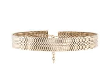Krizia circle shaped necklace