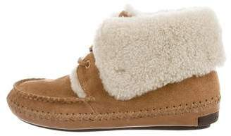 Tory Burch Nathan Flat Booties w/ Tags