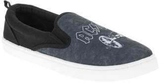 Unbranded Men's ACDC Canvas Slip-On Shoe