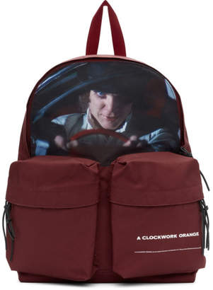 Undercover Red A Clockwork Orange Alex Backpack