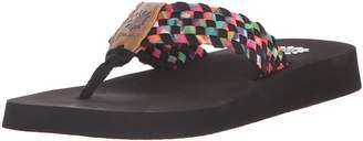 Yellow Box Women's Soleil Wedge Sandal