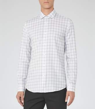 Reiss Raury Slim Check Shirt