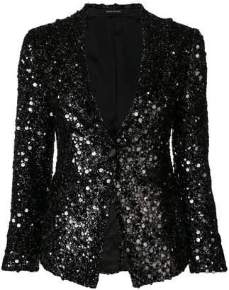 Tagliatore sequinned blazer
