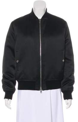 Givenchy Neoprene Bomber Jacket