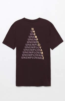 Globe Unemployable Pyramid T-Shirt