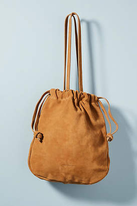 Monserat De Lucca Renee Suede Tote Bag
