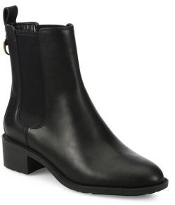 Cole Haan Daryl Waterproof Leather Chelsea Boots $220 thestylecure.com