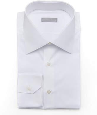 Stefano Ricci Basic Barrel-Cuff Dress Shirt