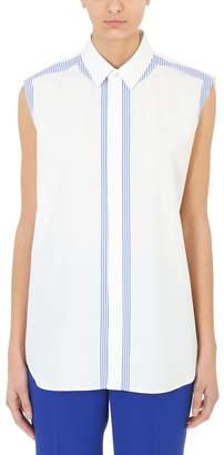 Maison Margiela Striped Panel Shirt