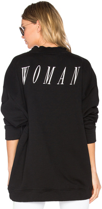OFF-WHITE Something Special Crewneck Sweatshirt $554 thestylecure.com