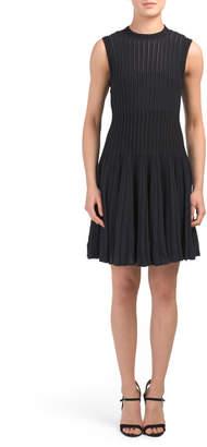 Novelty Checker Dress