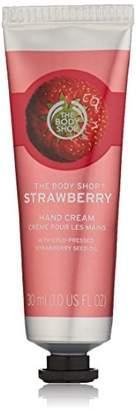 The Body Shop Hand Cream 30 ml, Strawberry
