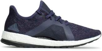adidas Pure Boost X Element Mesh-trimmed Stretch-knit Sneakers