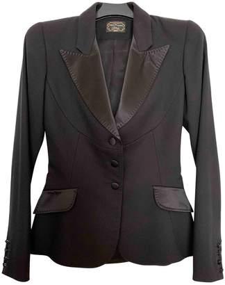 Agent Provocateur Black Silk Jacket for Women