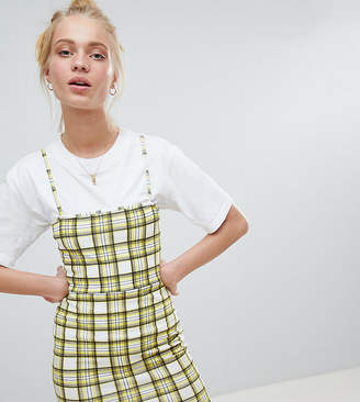 Daisy Street 90'S Cami Dress In Check