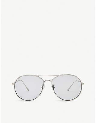 Gentle Monster Ranny Ring monel and titanium sunglasses