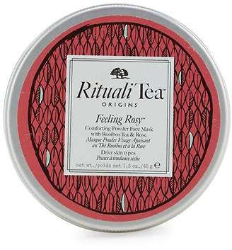 Origins Rituali Tea Feeling Rosy Comforting Powder Face Mask