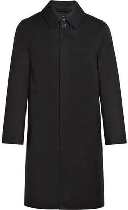 MACKINTOSH Black Storm System Cotton 3/4 Coat GM-001FD