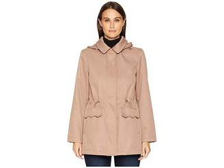 Kate Spade Hooded Rain Anorak Women's Coat