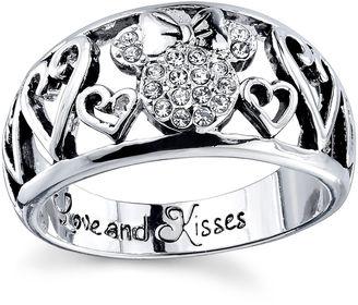 DISNEY Disney Womens Minnie Ring Sz 8 $60 thestylecure.com