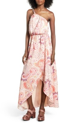 Women's Lovers + Friends Valentina Maxi Dress $178 thestylecure.com