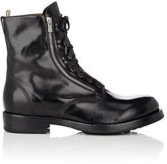 Officine Creative Men's Leather Lace-Up Boots