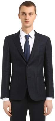Ermenegildo Zegna Linen & Wool Délavé Jacket