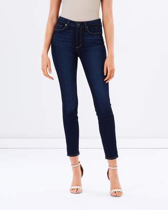 Paige Hoxton Ultra Skinny Ankle Hartmann Jeans