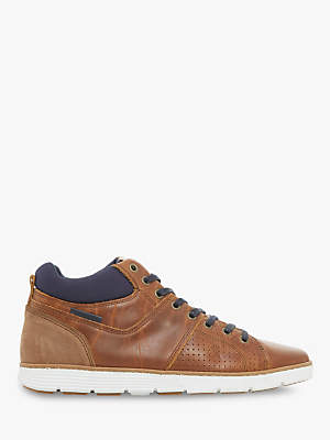 40ff258de0f9f Mens Tan Leather Trainers - ShopStyle UK