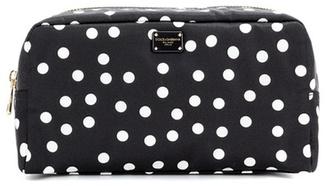 Dolce & Gabbana Polka-dot Cosmetic Case