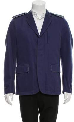Valentino Down Padded Blazer w/ Tags