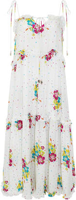 Noë All Things Mochi Silk Sleeveless Dress
