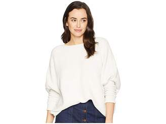 American Rose Anne Dolman Sleeve Sweater