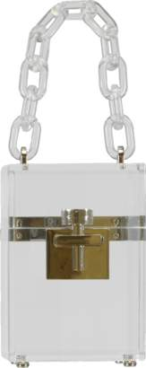 Oscar de la Renta Alibi Top Handle Box