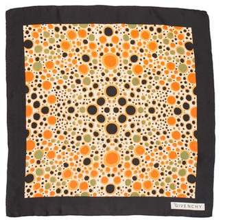 Givenchy Printed Square Scarf