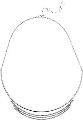 Vince Camuto Women's Pave Collar Necklace