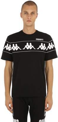 Kappa Printed Jersey T-Shirt