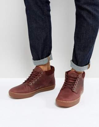 Timberland Adventure Cupsole Grain Leather Gum Sole Chukka Boots