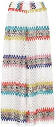 Missoni Mare Crochet-knit pants