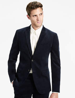 Lucky Brand ACE CORDUROY SUIT JACKET